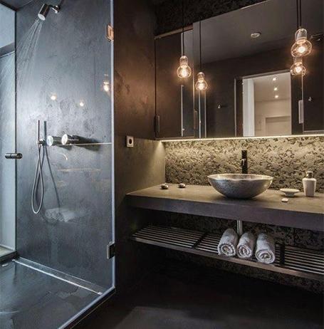 Luxo para apartamentos pequenos