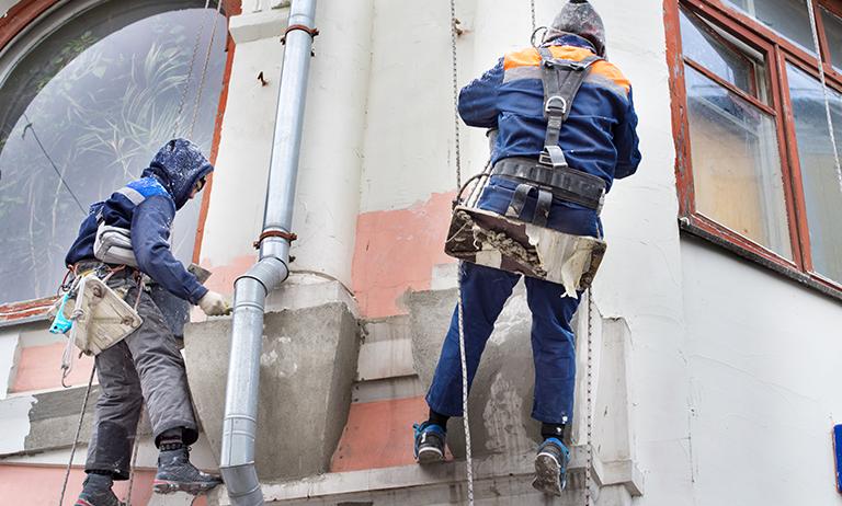 Falta de manutenção é o principal fator que compromete as estruturas de prédios