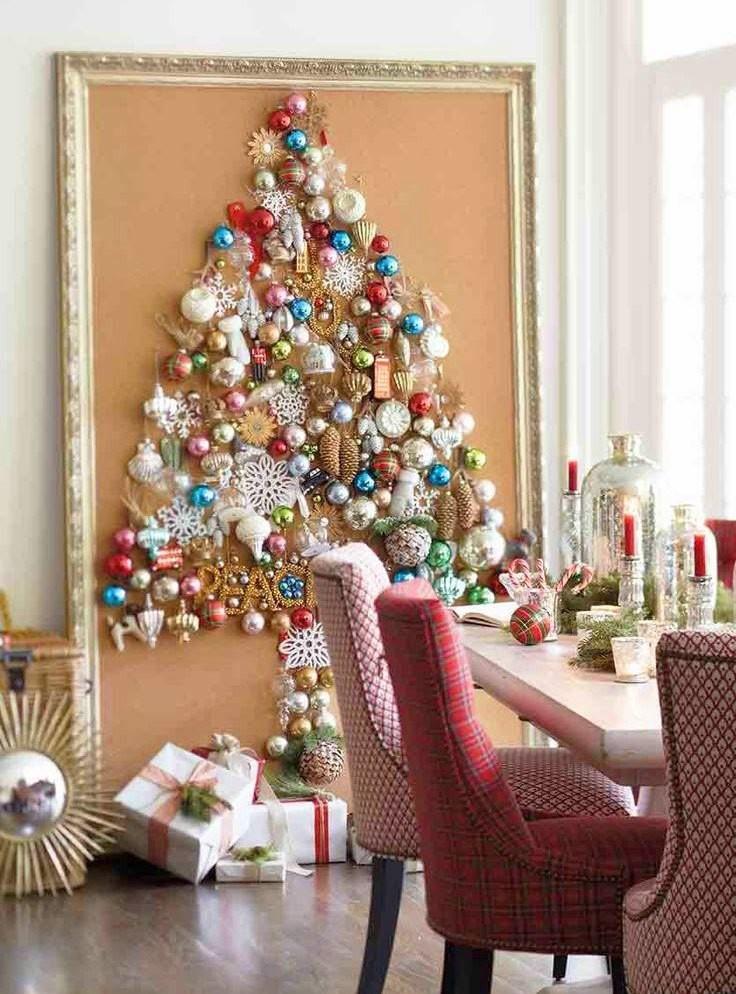 Como decorar um apartamento pequeno para o Natal