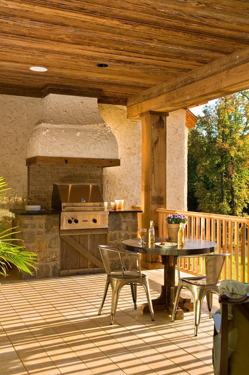 Espaços Gourmet: a solução para o verão