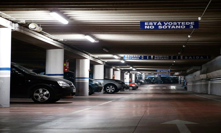 Venda e locação de vaga de garagem