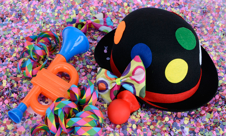 Carnaval nos condomínios