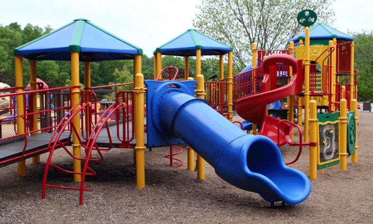 playground no condomínio