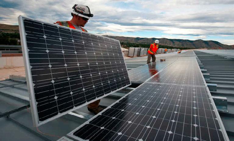 energia solar em condomínios