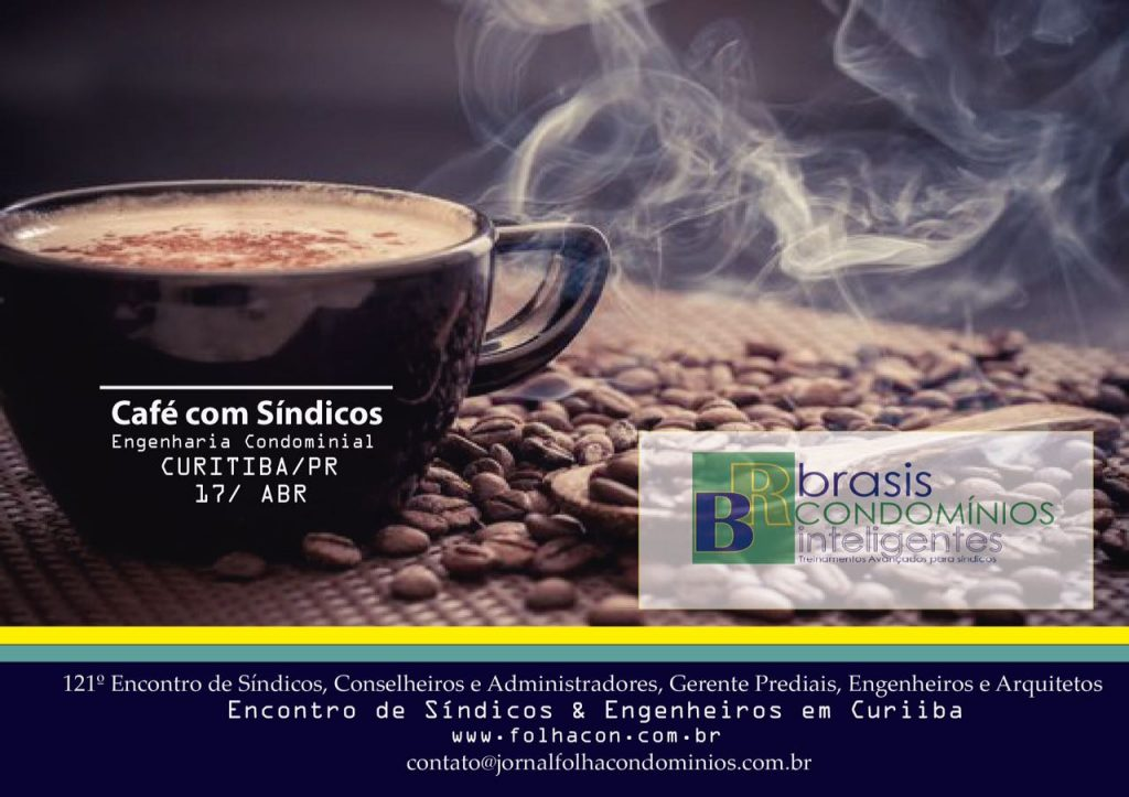 Café com Síndicos e Construtores