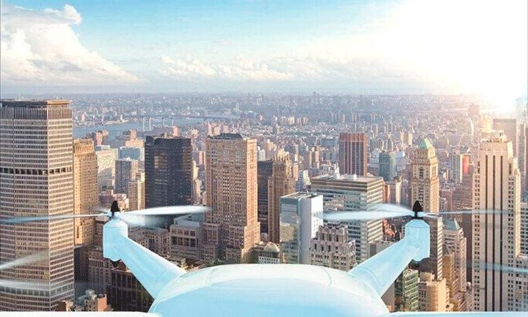 Inspeção Predial de Fachadas com Drones