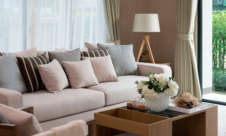 sofá para a sala
