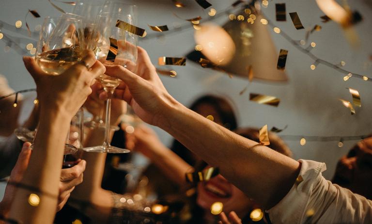 Festas e o final de ano