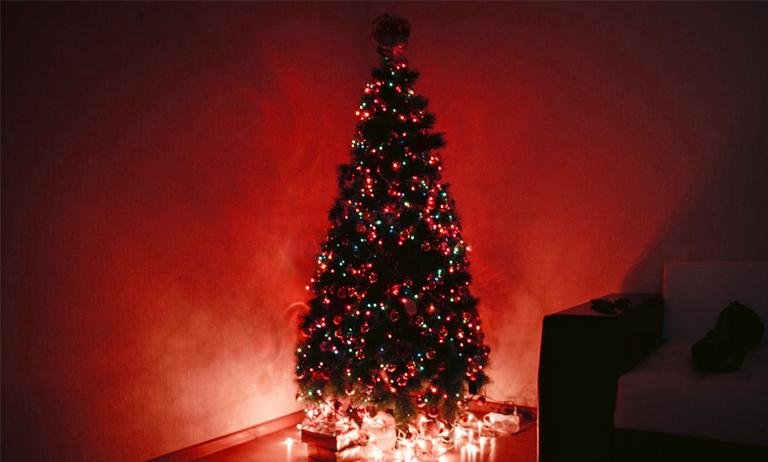 Salão de festas: disputas na noite de Natal