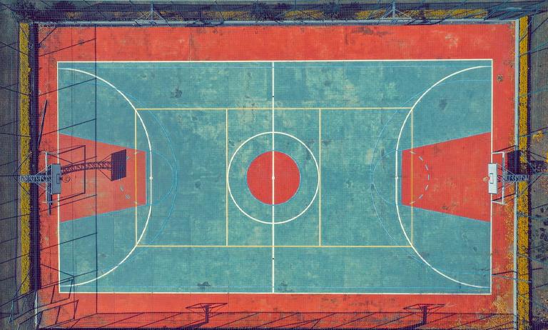 Saiba como escolher o piso de garagens e quadras esportivas